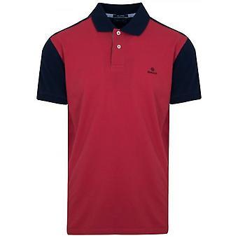 GANT Kardinal rot Polo Shirt