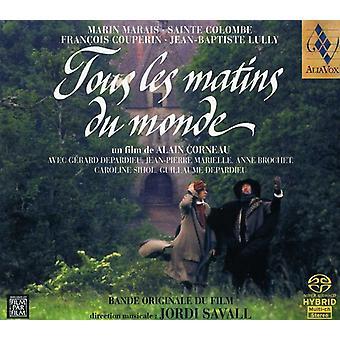 Montserrat Figueras - Tous Les Matins Du Monde [Bande Originale Du Film] [SACD] USA import