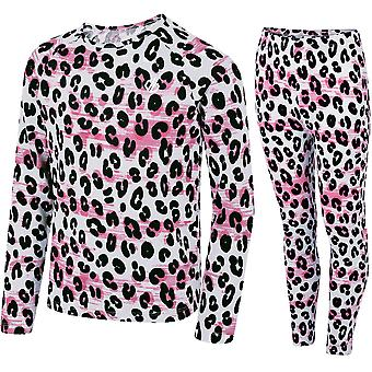Dare 2b Girls Partition Wicking Quick Dry Baselayer Set
