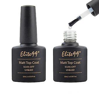 Top Coat For Nail, Gel Polish Long Lasting Soak Off