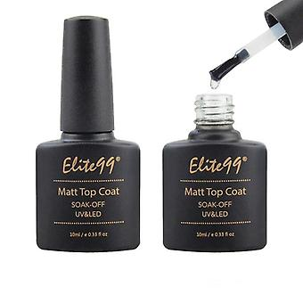 Top Coat For Nail Gel Polish Long Lasting Soak Off Nail Art Manicure Uv Gel Polish
