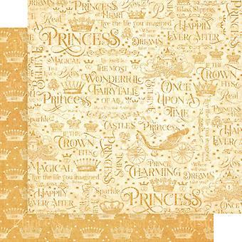 Grafisk 45 Om kronan passar 12x12 Tums Paper Pack