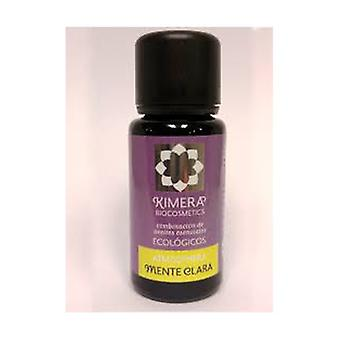 CLEAR MIND Atmospheras Combinations of essential oils 100% ECOLOGICAL 15 ml of oil