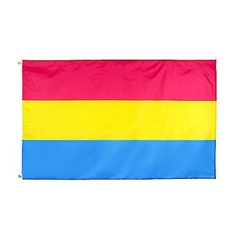 Omnisexual Lgbt Pride Pan Pansexual Flag