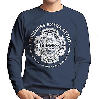 Guinness Premium Quality Men's Sweatshirt