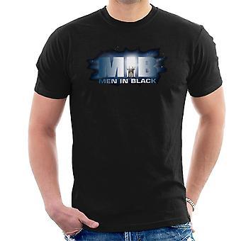 Men In Black Stars Logo Men's T-Shirt