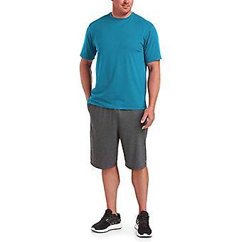 Essentials Men's Big & Tall Performance Bumbac Tricou cu mânecă scurtă Sh...