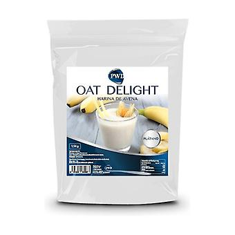 Oat Delight Banana Flavored Oatmeal 1,5 kg