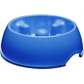 Dogit Anti Gulping Bowl - 1.2 Litres - Blue