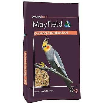 Mayfield Cockatiel & Parakeet - 20kg