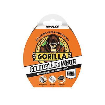 Gorilla Glue Gorilla Tape White 48mm x 10m GRGCLOTHWH