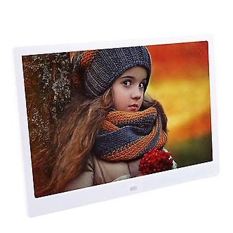 10 Inch Screen Led Backlight Hd Digital Photo Frame, Electronic Album Picture
