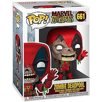 Funko Pop! Vinyl Marvel Zombies - Deadpool #661