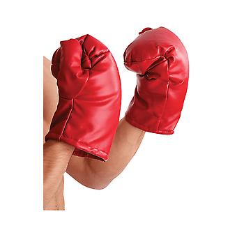 Orion Costumes Unisex Red Boxing Gloves Fancy Dress Costume Accessory