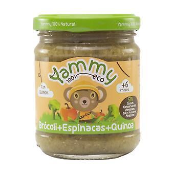 Jar of Broccoli, Spinach and Quinoa 195 g