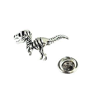 Lega Il distintivo del perno del risvolto dello scheletro del dinosauro