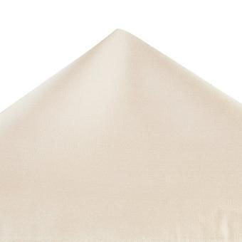 Ties Planet Plain Pink Champagne Silk Pocket Square Zakdoek