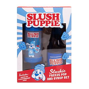 Slush Puppie Freeze Pop & Syrup Set