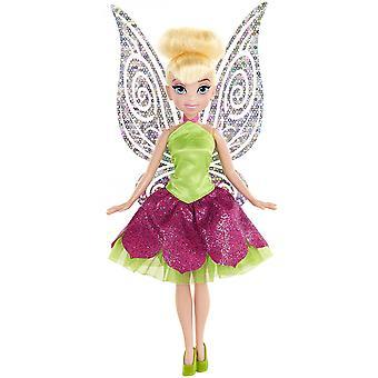 Disney Princess Fairies Tink Pink & Green Dress Kids Toy