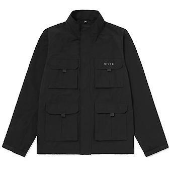 Nicce Quatro Jacket - Black