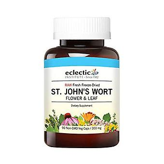 Eclectic Institute Inc St. John's Wort, 300 Mg, 90 Caps