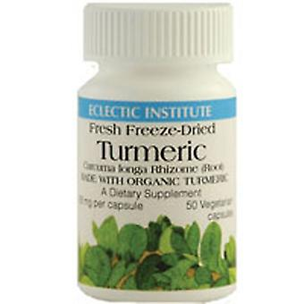 Eclectic Institute Inc Turmeric, 395 mg, 50 Caps