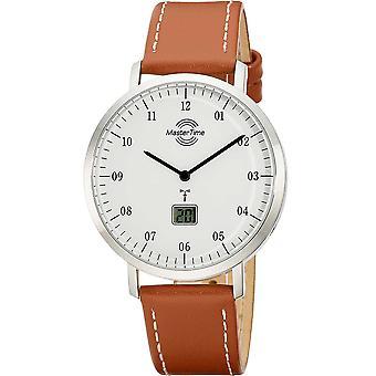 Mens Watch Master Time MTGS-10702-30L, Quartz, 42mm, 5ATM