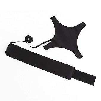 Volleyball Training Belt Equipment-solo Practice Pro Elastic Rope