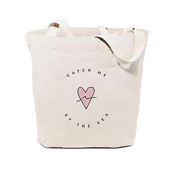 Cotton Canvas Tote Bag