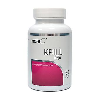 Red Krill 120 softgels
