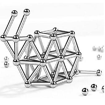 Diy Magnetic Building Blocks Set