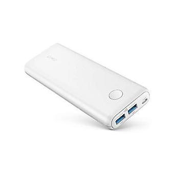 Anker powercore ii 20000, high capacity portable charger with dual usb ports, upgraded poweriq 2.0 (