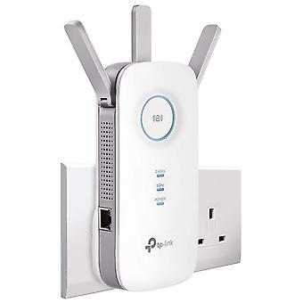 Tp-link ac1750 universal dual band range extender, extinsor de bandă largă/wi-fi, rapel Wi-Fi/hotspot w