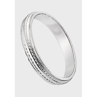 Kalevala Ring Women's Uskela ring 14K White Gold 1405911225V Ring Width 71