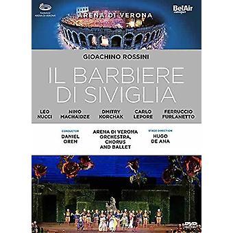 Il Barbiere Di 当 【 DVD 】 USA 輸入