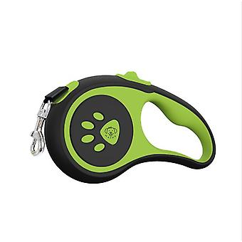 Dog Traction Rope Nylon Automatic Retractable Traction Device Medium And Large Dog Walking Rope Pet Supplies