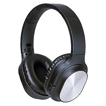 Fones de ouvido Bluetooth Daewoo Silver