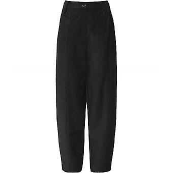 Annette Gortz Salto Ribbed Ankle Trousers