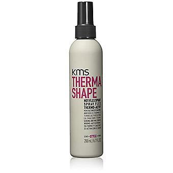 KMS California Therma Shape Hot Flex Hair Spray 200ml