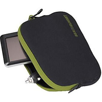 Sea to Summit Padded Travel Pouch Large (Lime/Black) - Lime/Black