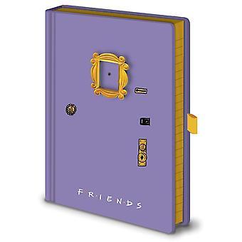 Friends Frame A5 Notebook