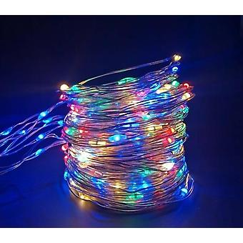 Remote Led Curtain Fairy String Lights