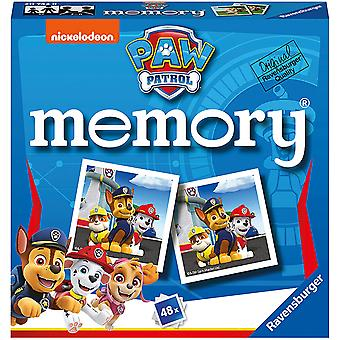 Ravensburger Paw Patrol - Mini juego de memoria