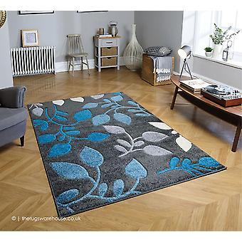 Portland blade mørk grå tæppe