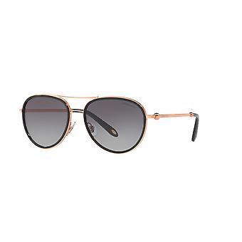 Tiffany TF3059 6105/3C Blue/Grey Gradient Sunglasses