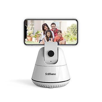 SriHome SH006 السيارات الذكية اطلاق النار Selfie عصا 360 تدوير السيارات الوجه تتبع كائن تتبع vlog