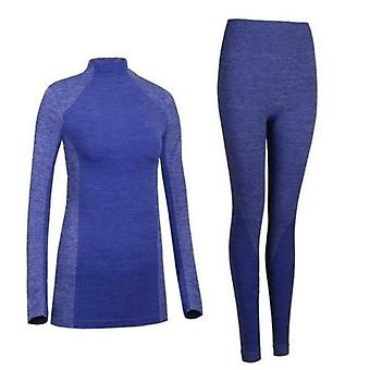 Winter Thermal Unterwäsche Quick Dry Stretch Antimikrobielle Warme Casual Kleidung