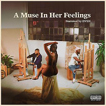 Dvsn - Muse In Her Feelings [Vinyyli] Usa:n tuonti