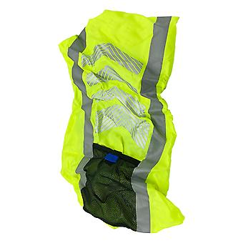 Waterproof backpack cover | Portable | Yellow