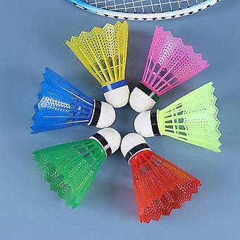 Outdoor Family Movement Supplies Colorful Badminton Balls, Foam Plastic Ball